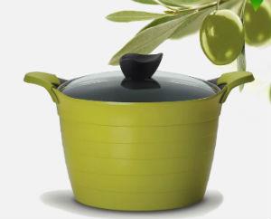 Oliva коллекция посуды с керамическим покрытием от FRYBEST